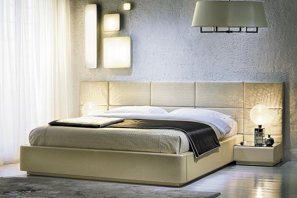 Двуспальная кожаная кровать Лион (Lion) 11 3.jpg