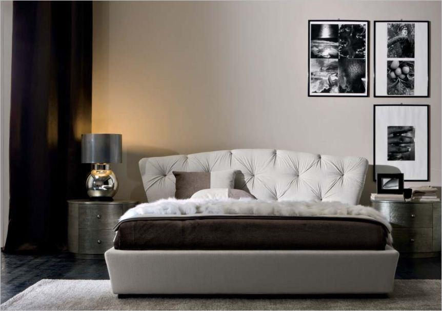 Двуспальная кожаная кровать Лирио (Lirio)1_1.jpg