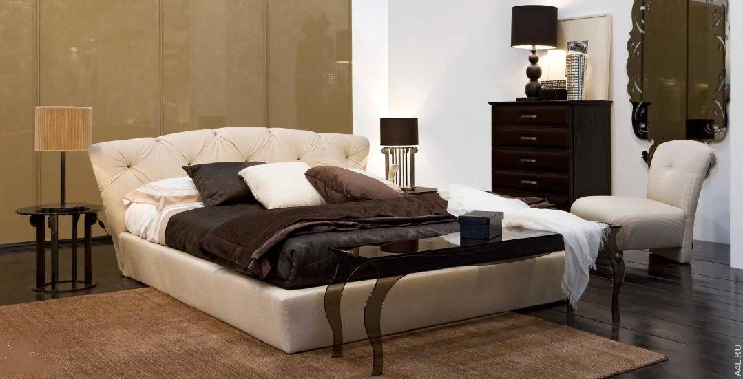 Двуспальная кожаная кровать Лирио (Lirio)1_3.jpg