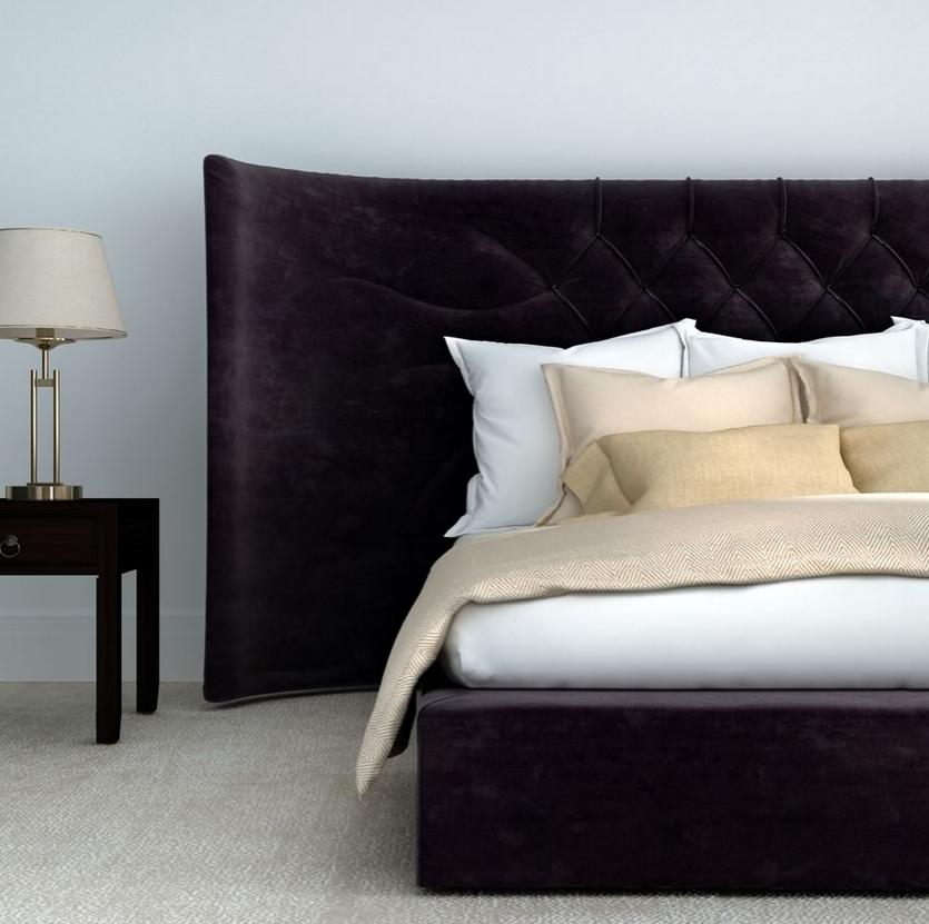 Двуспальная кровать Lirio-4