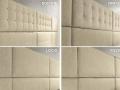 Двуспальная кожаная кровать Luxury 3