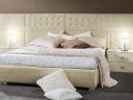 Двуспальная кожаная кровать Luxury 5