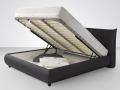 Двуспальная кожаная кровать Маттео (Matteo) 6 2.jpg
