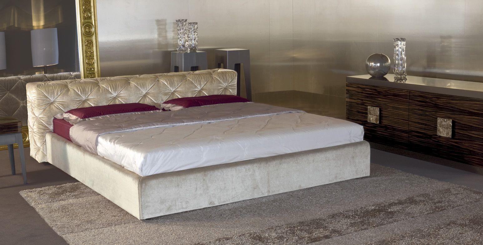 Двуспальная кровать Velvet_1