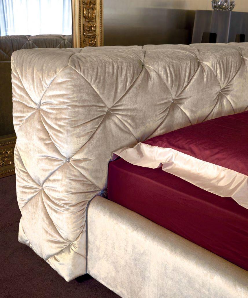 Двуспальная кровать Velvet_2