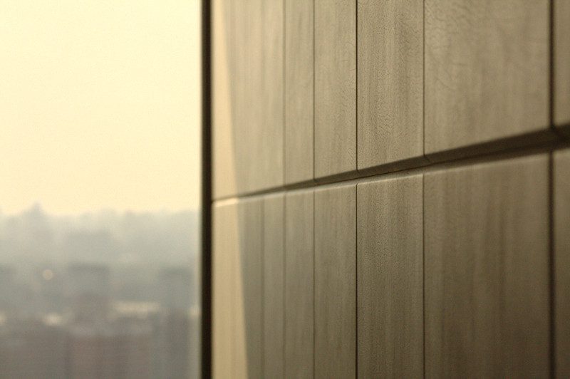 Мягкие стеновые панели из алькантары